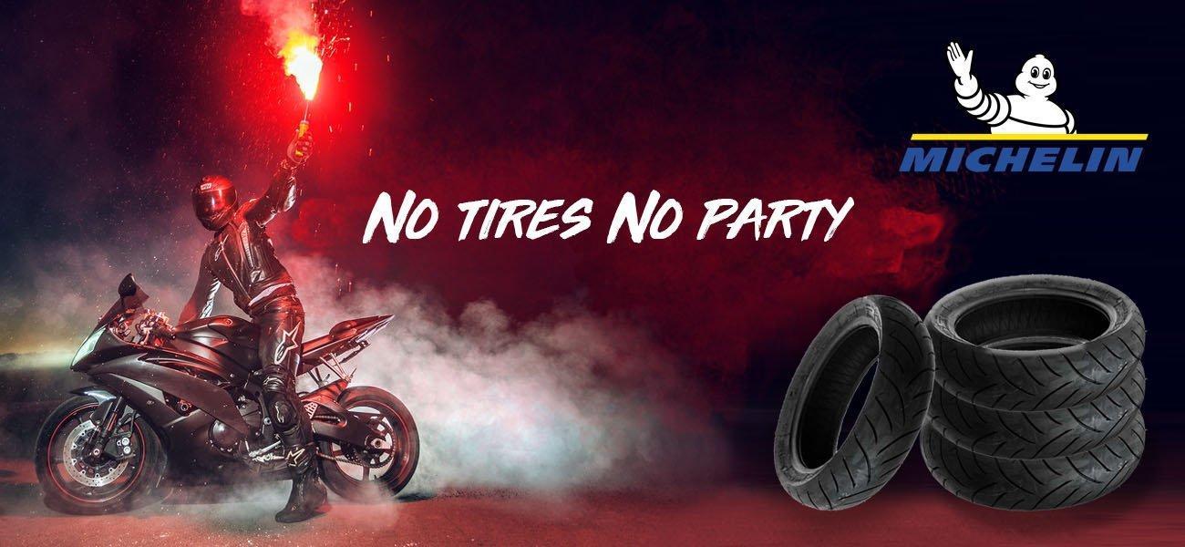 Pneus de moto Michelin